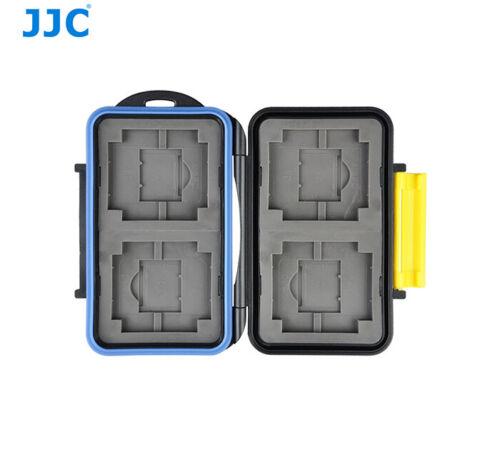 16 slotswater-Resistente Soporte para caja de tarjeta de memoria SD CF FR XD Memory Stick Pro Duo