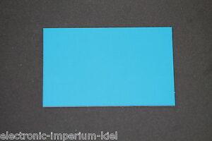 Einseitig-fotobeschichtete-Platine-HP-150-x-100mm-Fabr-Rademacher