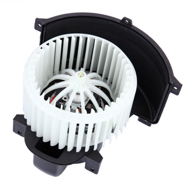 A//C Heater Blower Motor w// Cage Front For Touareg Q7 Cayenne 7L0820021L New