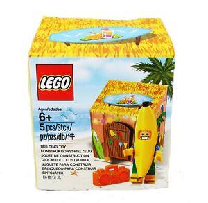 Lego-Banana-Man-Guy-Juice-Bar-Tiki-Hut-mini-figure-Set-Beach-Luau-Party-Decor