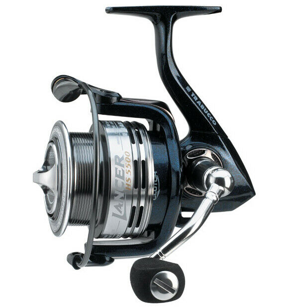 03388450 Mulinello Trabucco Lancer 4500 HS Pesca Spinning 10 BB Mare Lago   FEU
