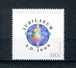 """2000 Einzelmarke postfrisch Mi.-Nr. 2087 Jubiläum """"Anno Domini 2000"""" - Freiberg, Deutschland - 2000 Einzelmarke postfrisch Mi.-Nr. 2087 Jubiläum """"Anno Domini 2000"""" - Freiberg, Deutschland"""