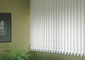 Tende Per Ufficio Verticali Prezzi : Ricambi bande per tende verticali tessuto ignifugo ebay