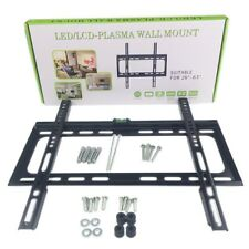 """TV Wall Mount Bracket for 26""""-63"""" LED LCD Flat Screen Monitor with Bubble Level"""