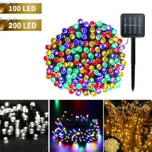 100-200-LED-Solar-String-Fairy-Lights-8-Mode-Waterproof-Outdoor-Party-Decoration
