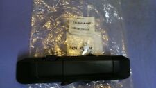 Tailgate Handle PT Auto Warehouse CH-3505A-T1 without Camera Hole Textured Black with Keyhole