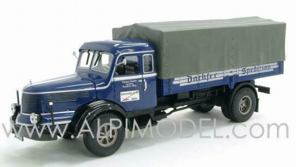 Krupp  Titan toile Believer 1950 1 43 Minichamps 439069021  commander en ligne