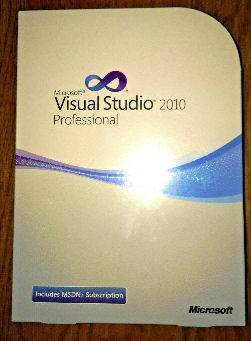 Cheapest Microsoft Visual Studio 2010 Professional