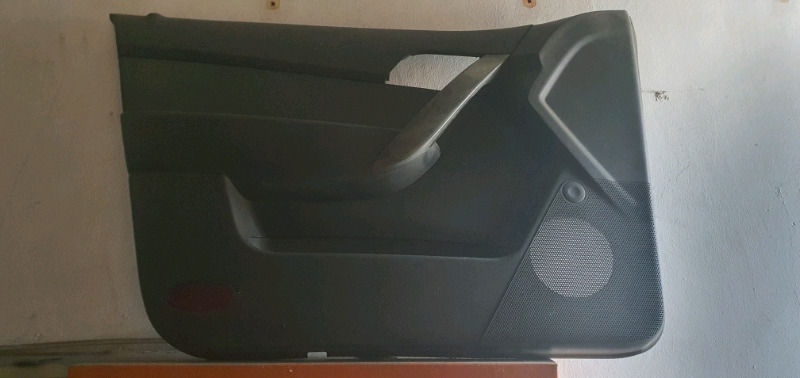 Chevy door panel with electric control