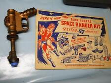 VTG Buck Rogers 25th Century Gun Daisy & Space Ranger Kit Sylvania TV SEALED WOW