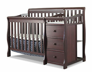 High Quality Image Is Loading Sorelle Newport 2 In 1 Convertible Mini Crib