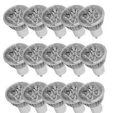 15x GU10 4W 110V Dimmable LED Spot Down Light Bulb Lamp Warm White Energy Saving