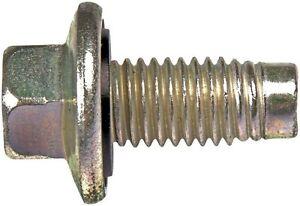 Oil Drain Plug   Dorman//AutoGrade   65221