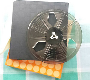 Tuscan-Movie-Reel-8mm-New-Super-8mm-amp-Standard-8mm-Cased-Film-Reel-FREE-POST