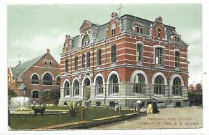 CHARLOTTETOWN-PRINCE-EDWARD-ISLAND-General-Post-Office