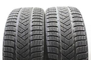 2x-Pirelli-Winter-Sottozero-III-235-35-R19-91V-XL-M-S-RO1-6mm-nr-7872