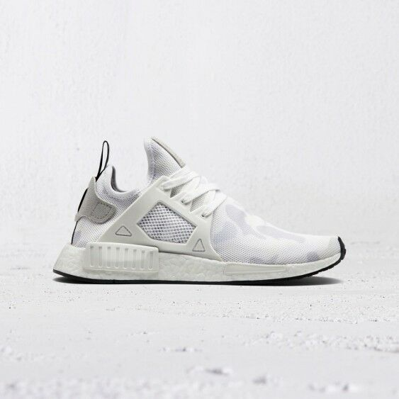 Adidas NMD XR1 Nomad White Duck Camo BA7233 100%AUTHENTIC W/Receipt Comfortable