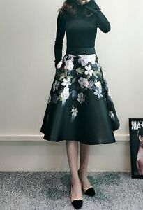 AUTH-Ted-Baker-NERIDA-Opal-Print-Full-Skirt-Dress-0-5