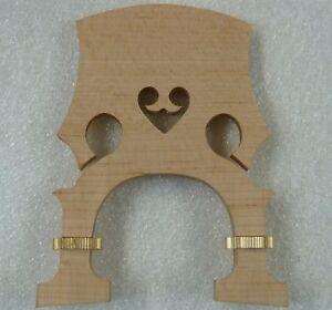 Copieux Réglable En Hauteur Violoncelle Pont 4/4 Taille érable. Vendeur Britannique