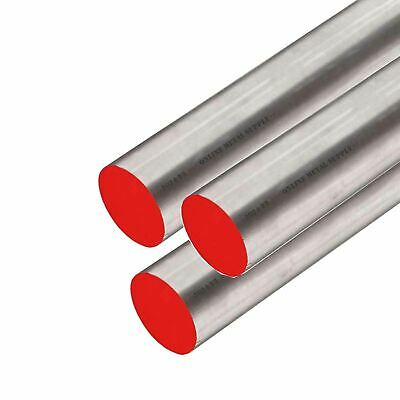 """17-4  Stainless  Steel  Rod 12/"""" LONG Qty 1 .500/"""" Dia Round 1//2/"""""""