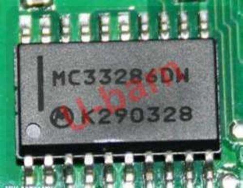MOT MC33286DW SOP-20 IC Controlador de doble lado de alta