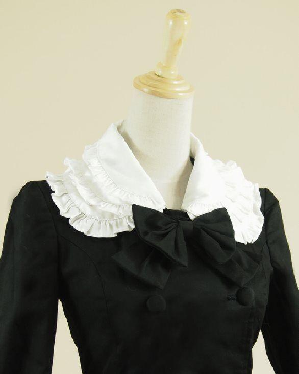 Cosplay Vintage Gothic Lolita Fantasy Cute Cute Cute Coat Dress 916f7b