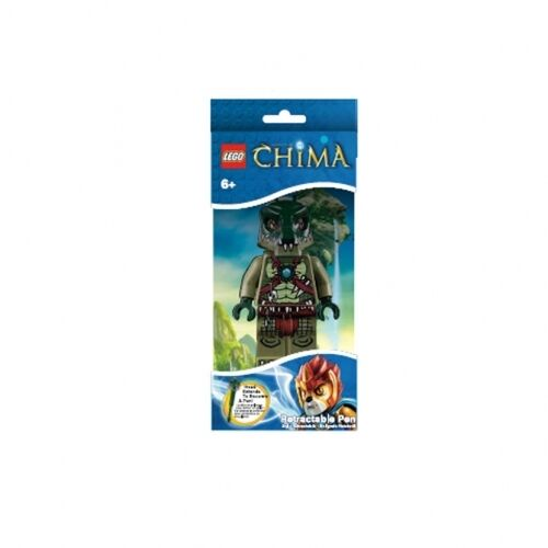 Lego Chima /'Cragger/' Retractable Pen Brand New Gift