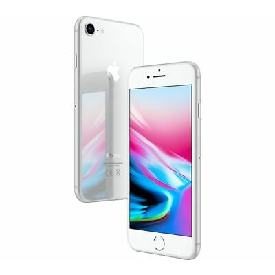 APPLE iPhone 8 - 256 GB, Silver - Currys
