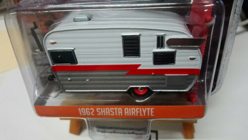 Greenlight Hitched Homes 1962 Shasta Airflyte N36