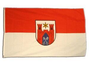 Fahne Augsburg Meine Liebe Hissflagge 90 x 150 cm Flagge