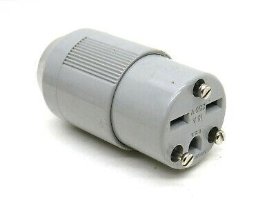 5669N COOPER NEMA 6-15 CONNECTOR
