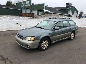 2002 Subaru Outback 3.0 H6 Awd