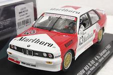FLY 038103 BMW M3 E-30 MARLBORO JARAMA 1987 NEW 1/32 SLOT CAR IN DISPLAY