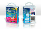 Piksters PIK404 Red Interdental Brush, Size 4 - 40 Pack