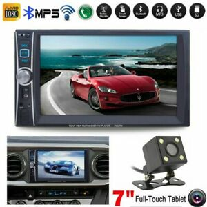 2-DIN-7-034-1080P-HD-Bluetooth-Car-Stereo-Radio-HD-MP5-FM-Player-Touch-Screen