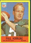 1967 Philadelphia Paul Hornung #123 Football Card