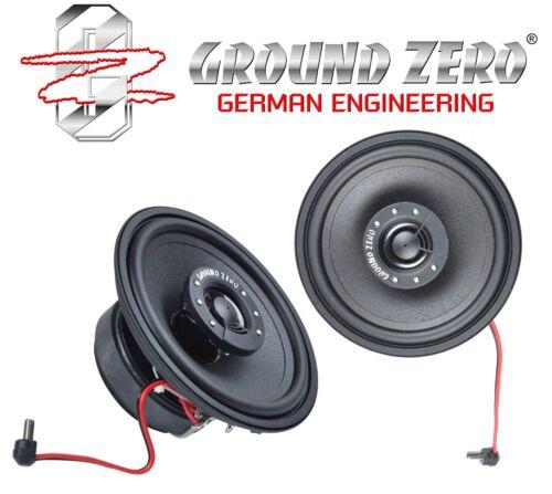 Mercedes W124 Altavoz delantero par 100watts incl cable adaptador GZCS120CX