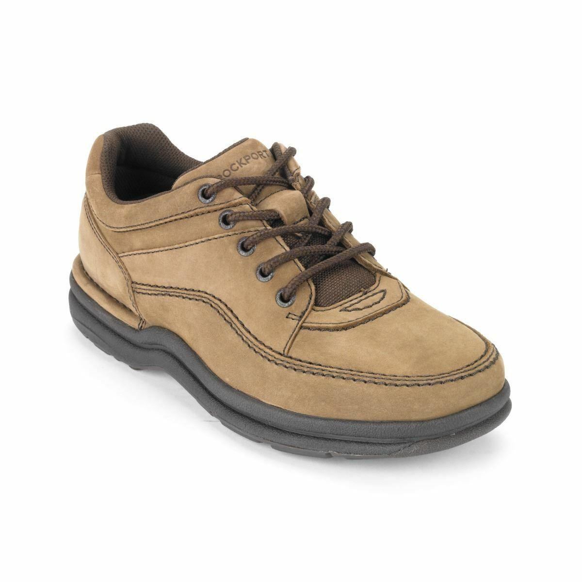 Rockport Rockport Rockport Herren Klassisch Schokolade Nubukleder Oxford Schuhe K71181  8cdcca