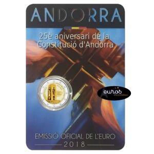 Piece-de-2-euros-commemorative-ANDORRE-2018-25eme-anniversaire-Constitution