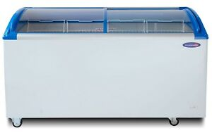 Fujidenzo-18-cu-ft-Curved-Glass-Top-Chest-Freezer-For-Sale