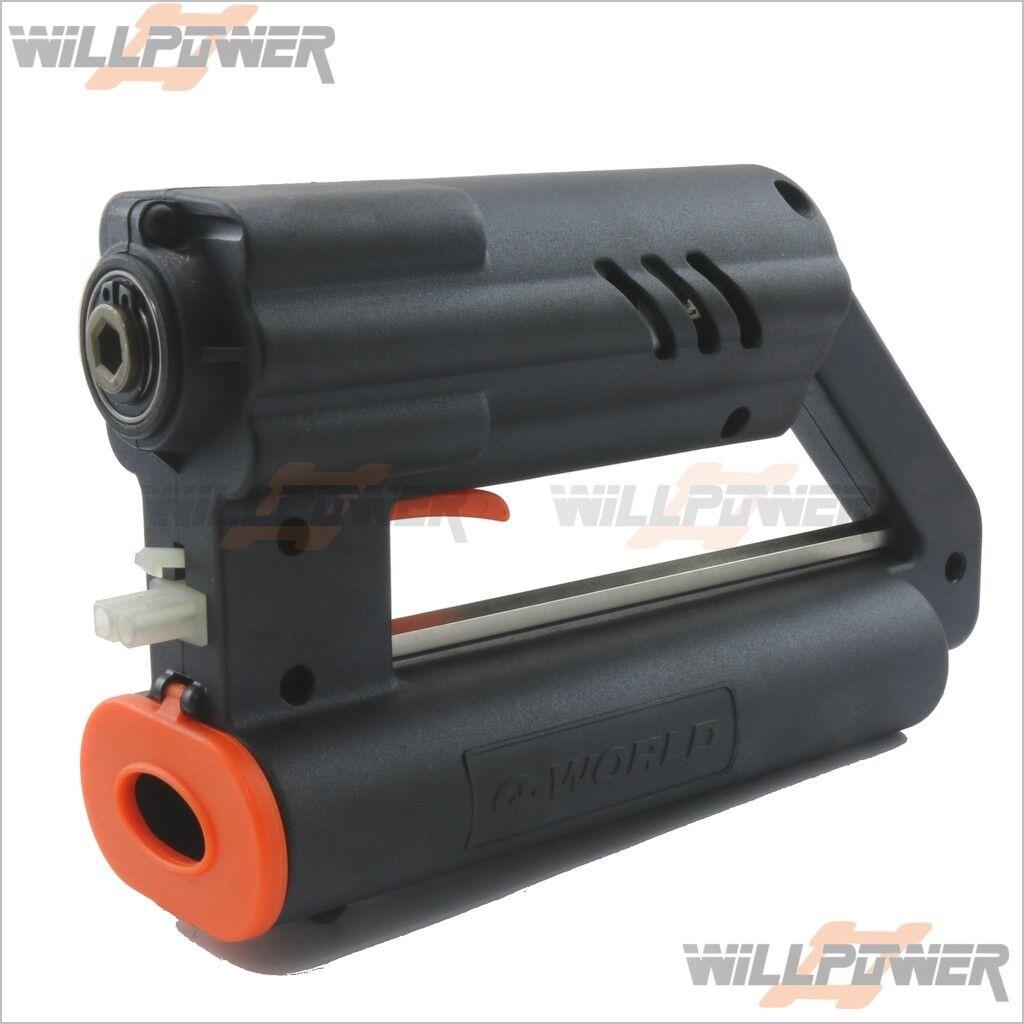 Q-world rojoo Starter Para fc sh Motor  qw -2623 F (rc-willpower) Nitro Gas Motor