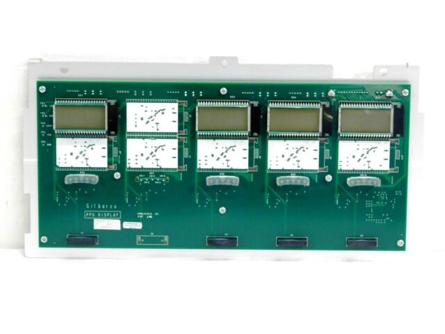"""Gilbarco M06194A005//M05838A005 ENCORE /""""S/"""" 3+1 PPU Display W//Panel REMANUFACTURED"""