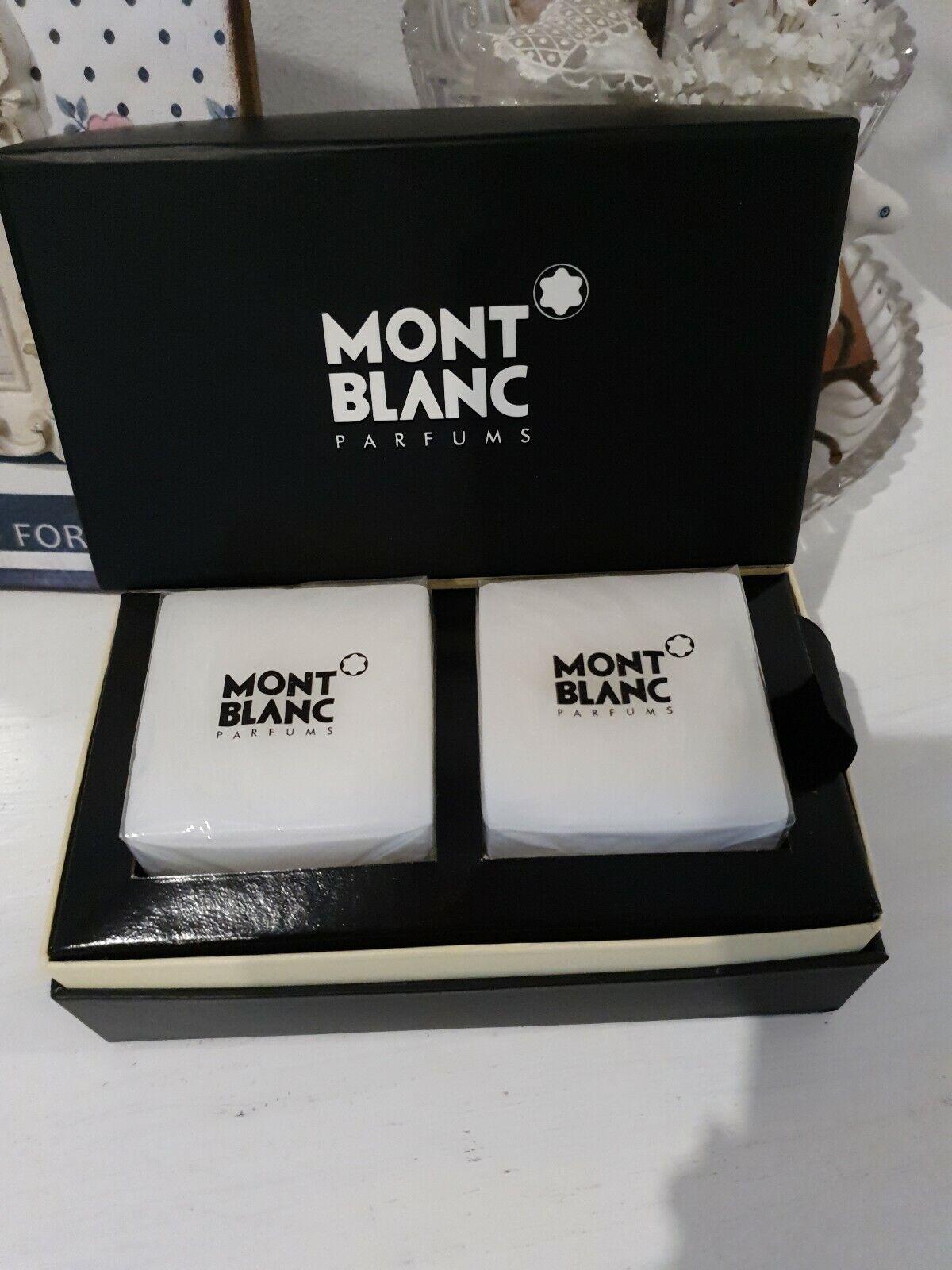 MONT Weiß Parfums Duftkerze Set Kerzenteller Neu OVP