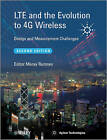 LTE and the Evolution to 4G Wireless: Design and Measurement Challenges by John Wiley & Sons Inc (Hardback, 2013)