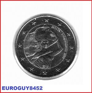 MALTA - 2 € COM. 2014 UNC - ONAFHANKELIJKHEID