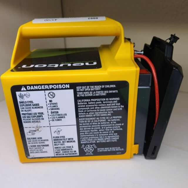 Neuton CE5.4  24 volt rechargeable battery CASE ONLY