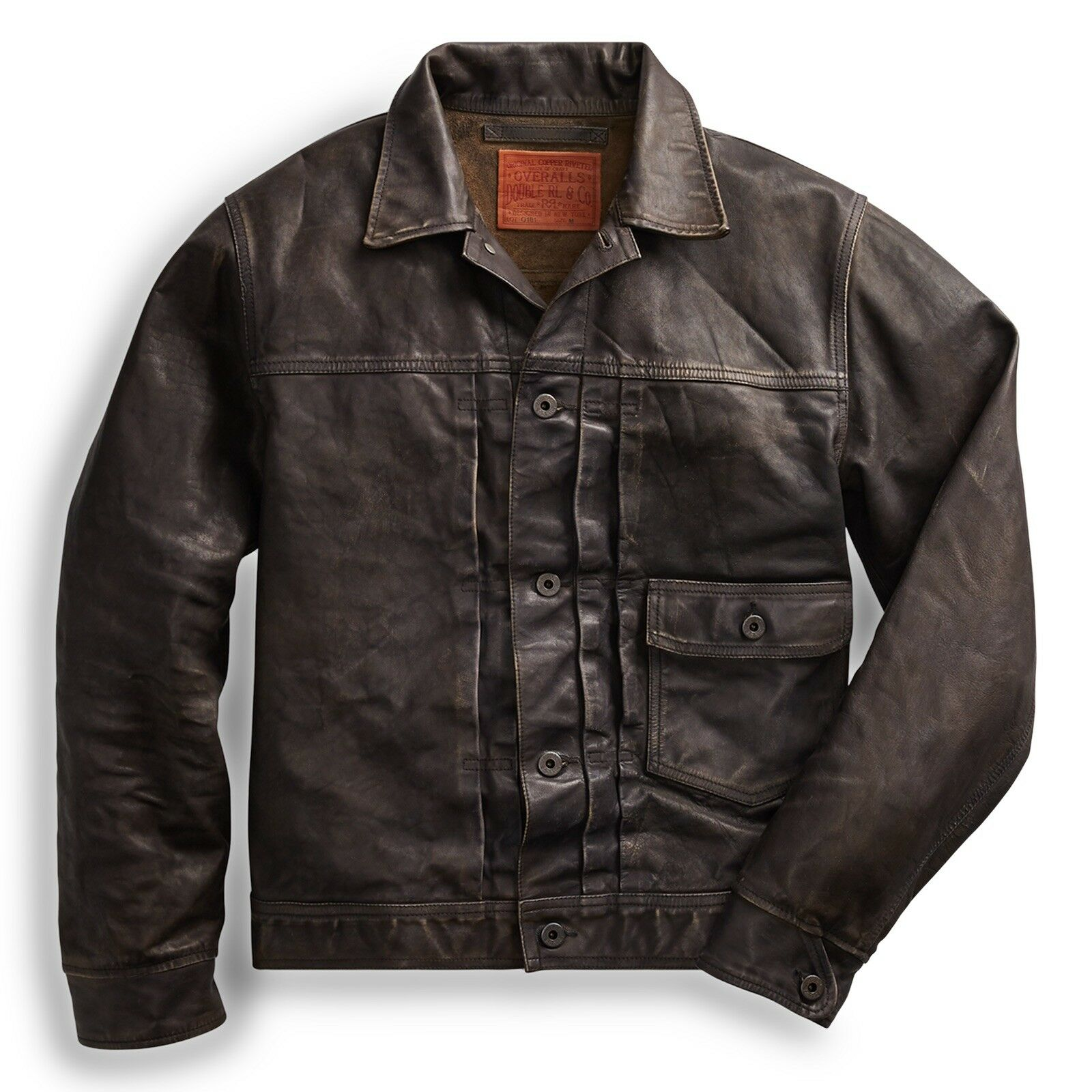 9ca64954d Leather Trucker Levi's / Lee / Type-whatever jackets! | Page 29 ...