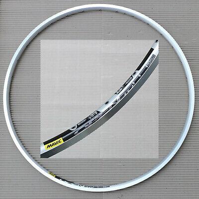 Fahrrad Felge Mavic Open Pro S.U.P 28 Zoll silber 622-15 VL 6,5 32 Loch geöst