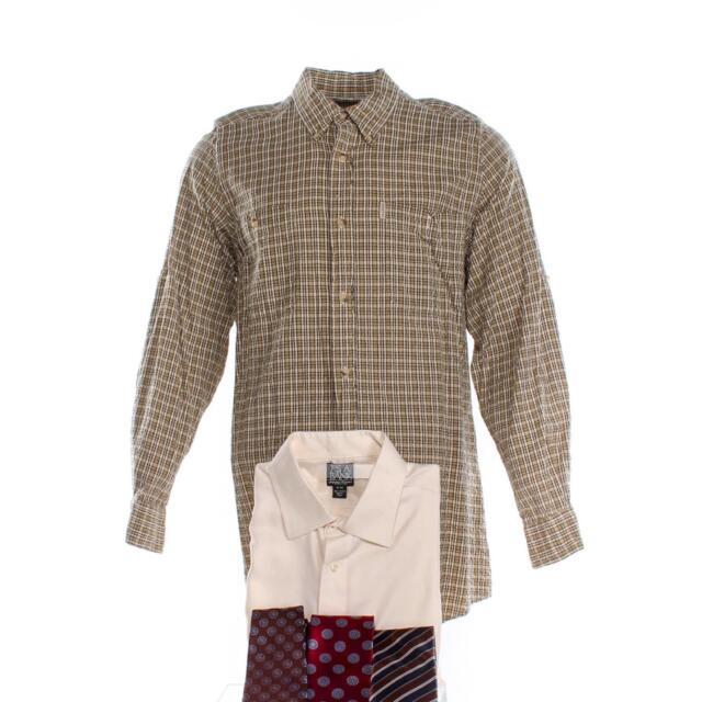 House of Cards Raymond Tusk Gerald McRaney Screen Worn Shirt & Tie Set Ss 2