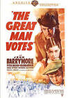 The Great Man Votes (DVD, 2015)